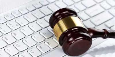 وکیل سرقت اینترنتی در مشهد