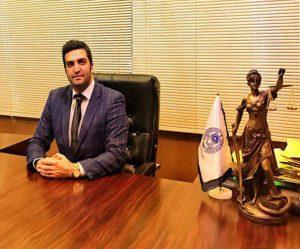 وکیل رضا حسینی برج