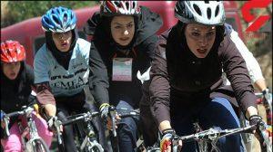 دوچرخه سواریبانوان