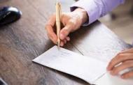 وکیل حقوقی در مشهد (ویدئو) - استفاده از خودکار شخصی در نوشتن چک یا امضای قرارداد