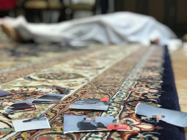 وکیل قتل در مشهد