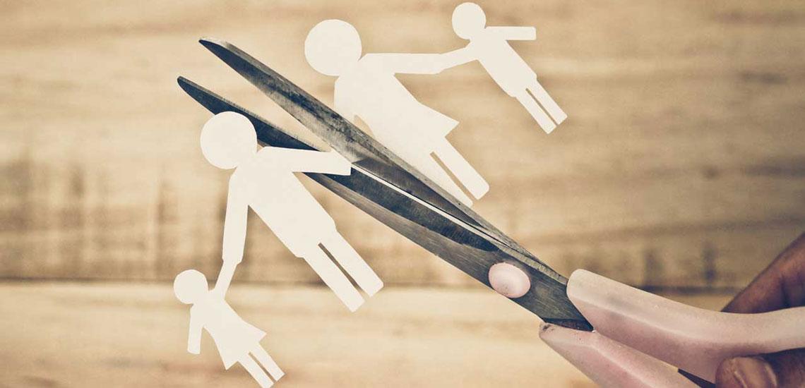 انواع طلاق در قانون
